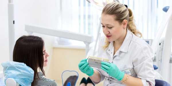 Внутриканальное отбеливание зубов больно