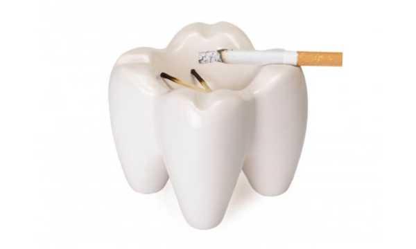 Как эфффективно очистить зубы от никотина
