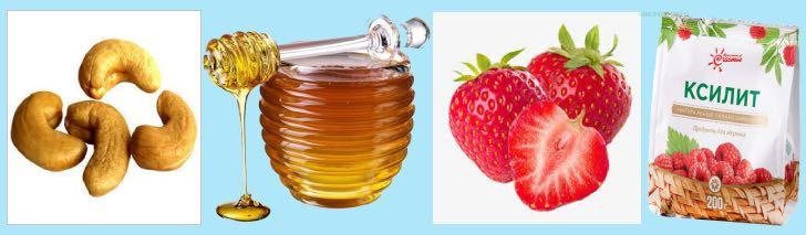 продукты, полезные для укрепления зубов