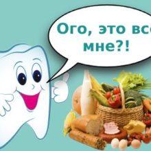 10 продуктов, полезных для зубов