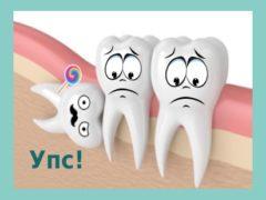 Что нужно делать после удаления зуба мудрости?