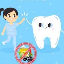 Сколько нельзя есть и пить после чистки зубов?