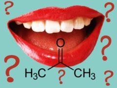 Запах ацетона изо рта у ребенка: что делать?